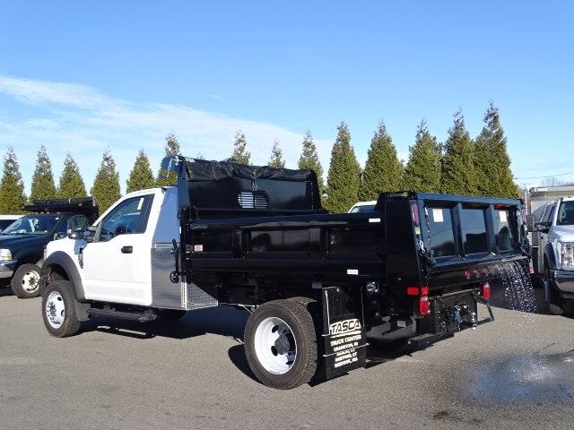 2020 Ford F-550 Regular Cab DRW 4x4, Rugby Eliminator LP Steel Dump Body #CR7194 - photo 2