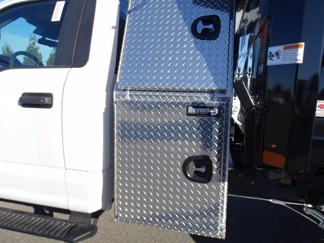 2020 Ford F-550 Regular Cab DRW 4x4, Rugby Eliminator LP Steel Dump Body #CR7194 - photo 5