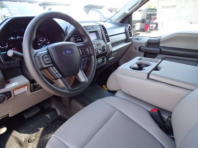 2020 Ford F-550 Regular Cab DRW 4x4, Rugby Landscape Dump #CR7195 - photo 4