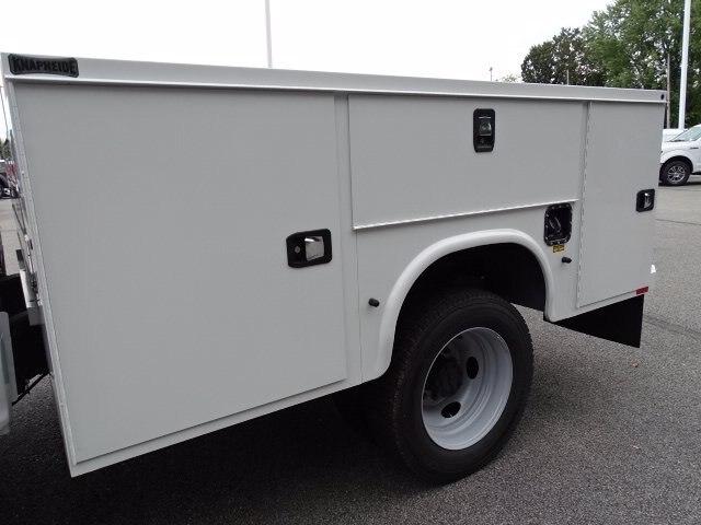2020 Ford F-550 Regular Cab DRW 4x4, Knapheide Steel Service Body #CR7214 - photo 4