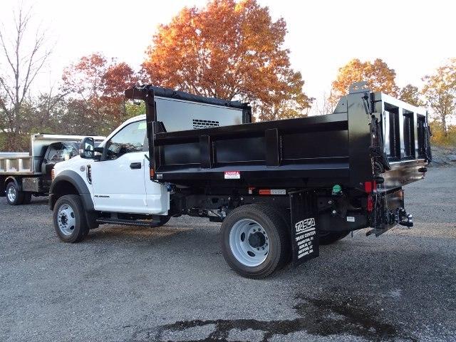 2020 Ford F-450 Regular Cab DRW 4x4, Dump Body #CR7216 - photo 1