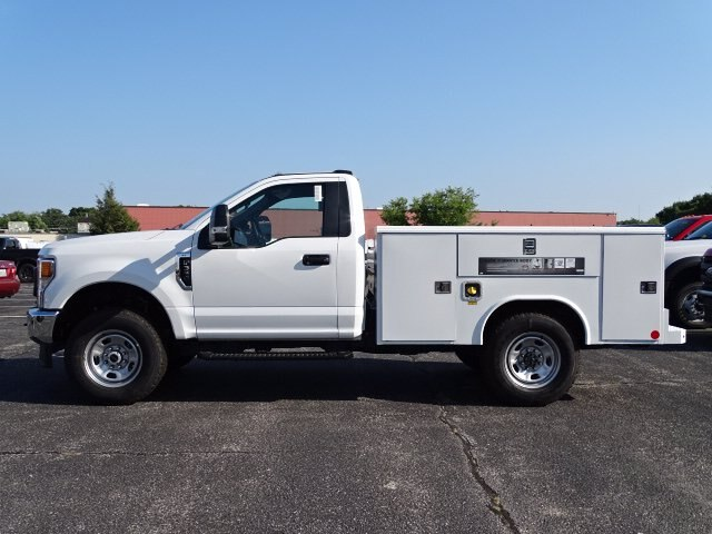 2020 Ford F-350 Regular Cab 4x4, Reading Service Body #CR7218 - photo 3
