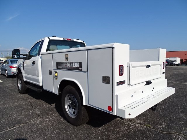 2020 Ford F-350 Regular Cab 4x4, Reading Service Body #CR7218 - photo 2