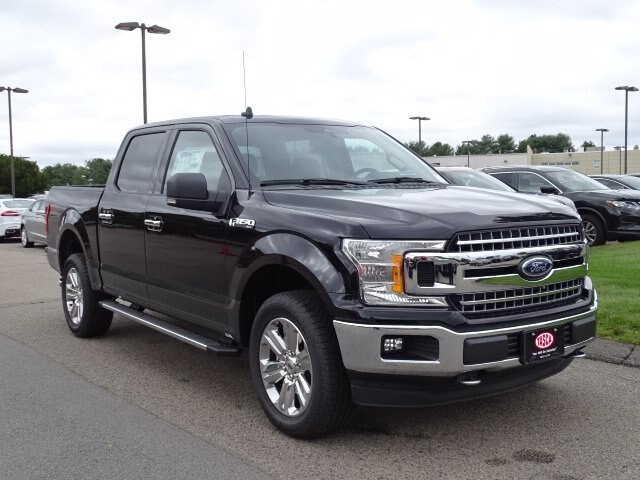 2020 Ford F-150 SuperCrew Cab 4x4, Pickup #CR7219 - photo 1