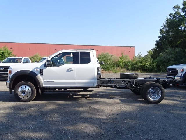 2020 Ford F-450 Super Cab DRW 4x4, Cab Chassis #CR7242 - photo 1