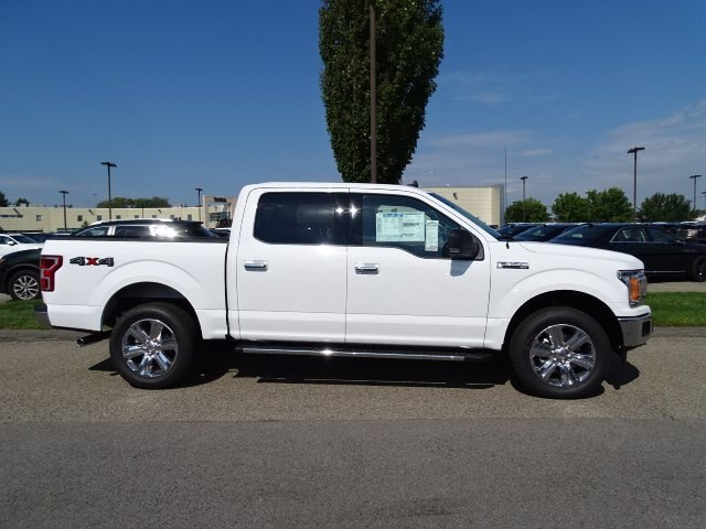 2020 Ford F-150 SuperCrew Cab 4x4, Pickup #CR7267 - photo 3