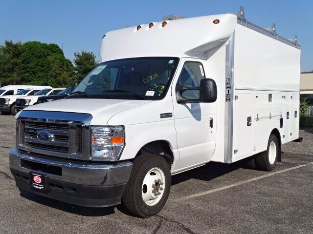 2021 Ford E-350 RWD, Supreme Service Utility Van #CR7299 - photo 1