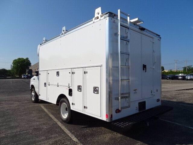2021 Ford E-350 RWD, Supreme Service Utility Van #CR7299 - photo 1