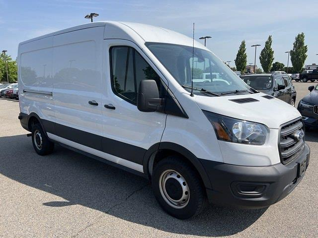2020 Ford Transit 250 Med Roof RWD, Empty Cargo Van #CR7300 - photo 1