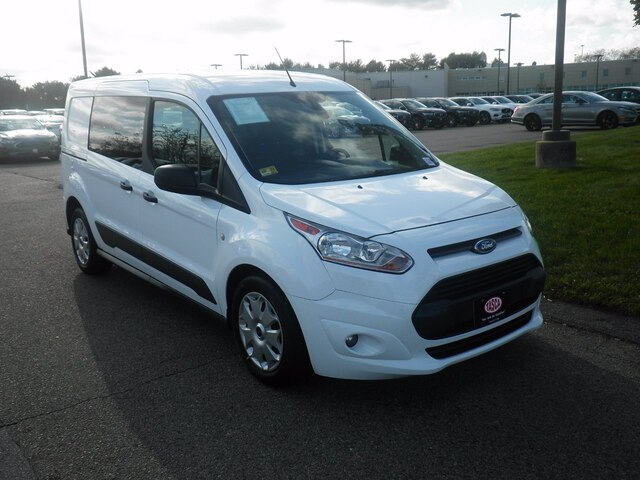 2018 Ford Transit Connect FWD, Empty Cargo Van #CR7300B - photo 1