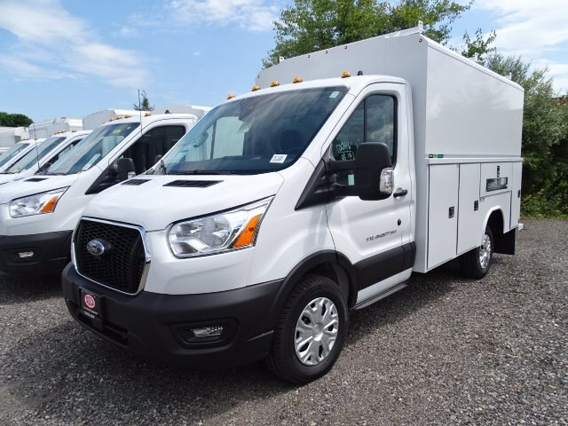 2020 Ford Transit 350 RWD, Reading Service Utility Van #CR7326 - photo 1