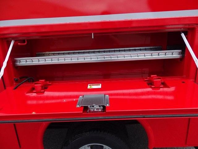 2020 Ford Transit 350 HD DRW RWD, Reading Aluminum TSC Service Utility Van #CR7327 - photo 5