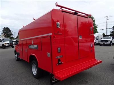2020 Ford Transit 350 HD DRW RWD, Reading Aluminum TSC Service Utility Van #CR7327 - photo 2