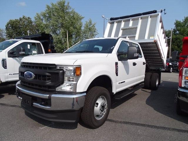 2020 Ford F-350 Crew Cab DRW 4x4, Duramag Aluminum Landscape Dump #CR7349 - photo 1