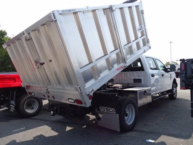 2020 Ford F-350 Crew Cab DRW 4x4, Duramag Aluminum Landscape Dump #CR7349 - photo 6