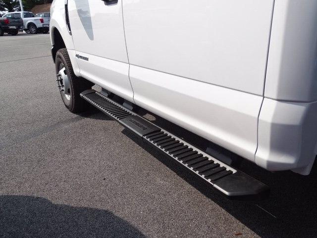 2020 Ford F-350 Crew Cab DRW 4x4, Duramag Aluminum Landscape Dump #CR7349 - photo 9
