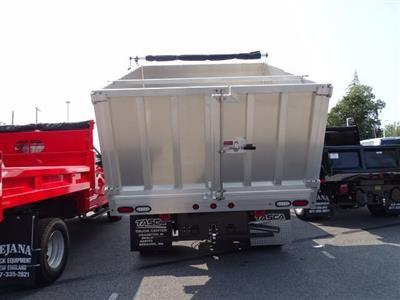 2020 Ford F-350 Crew Cab DRW 4x4, Duramag Aluminum Landscape Dump #CR7349 - photo 7