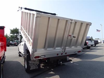 2020 Ford F-350 Crew Cab DRW 4x4, Duramag Aluminum Landscape Dump #CR7349 - photo 2