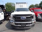 2020 Ford F-350 Crew Cab DRW 4x4, Duramag Aluminum Landscape Dump #CR7349 - photo 3