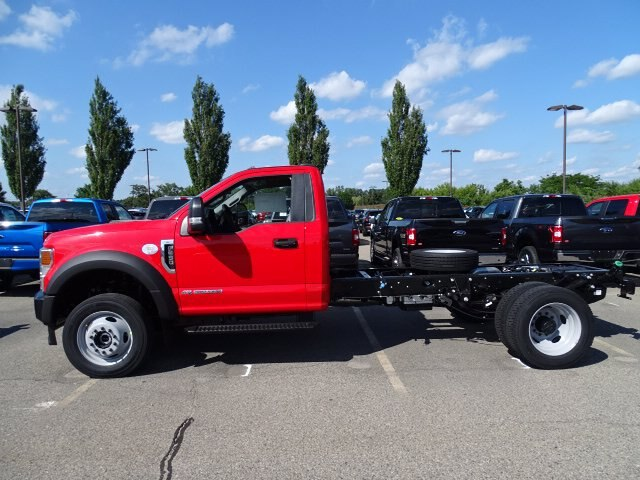 2020 Ford F-550 Regular Cab DRW 4x4, Cab Chassis #CR7372 - photo 1