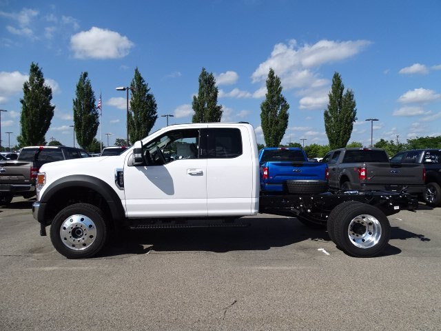 2020 Ford F-450 Super Cab DRW 4x4, Cab Chassis #CR7375 - photo 2