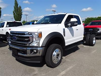 2020 Ford F-450 Super Cab DRW 4x4, Cab Chassis #CR7375 - photo 1
