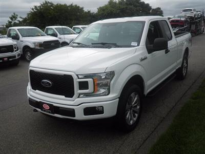 2018 Ford F-150 Super Cab 4x4, Pickup #CR7380A - photo 4