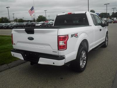 2018 Ford F-150 Super Cab 4x4, Pickup #CR7380A - photo 2