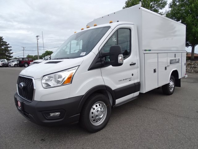 2020 Ford Transit 350 AWD, Reading Service Utility Van #CR7403 - photo 1