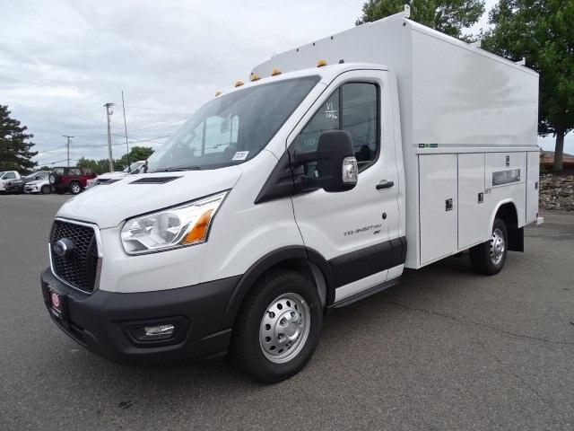 2020 Ford Transit 350 AWD, Reading Service Utility Van #CR7403 - photo 1