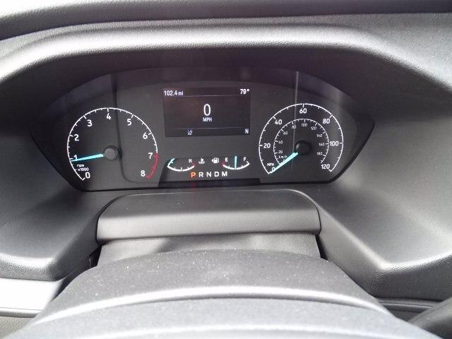 2020 Ford Transit 350 AWD, Reading Aluminum CSV Service Utility Van #CR7403 - photo 9