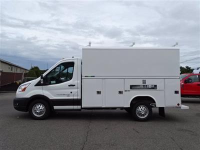 2020 Ford Transit 350 AWD, Reading Aluminum CSV Service Utility Van #CR7403 - photo 3