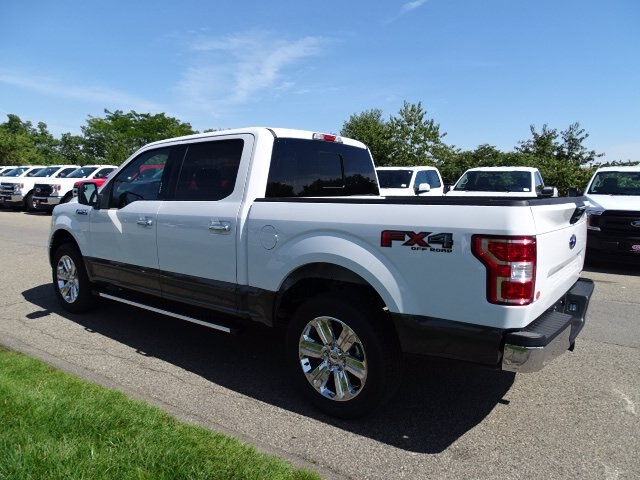 2020 Ford F-150 SuperCrew Cab 4x4, Pickup #CR7439 - photo 5