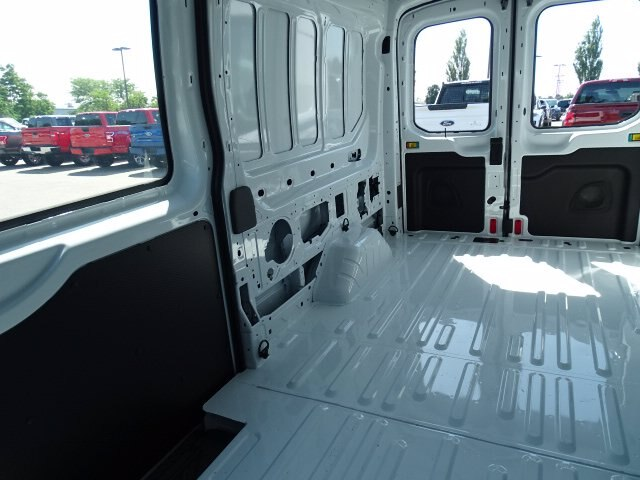 2020 Ford Transit 250 Med Roof AWD, Empty Cargo Van #CR7483 - photo 2