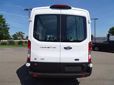 2020 Ford Transit 250 Med Roof AWD, Empty Cargo Van #CR7483 - photo 5