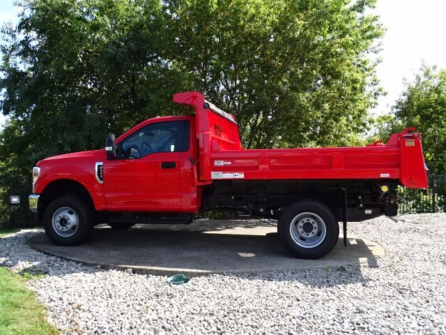 2020 Ford F-350 Regular Cab DRW 4x4, Rugby Dump Body #CR7485 - photo 1