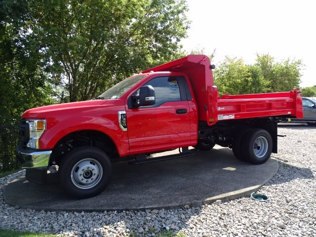 2020 Ford F-350 Regular Cab DRW 4x4, Rugby Dump Body #CR7485 - photo 3
