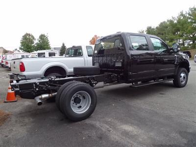 2020 Ford F-350 Crew Cab DRW 4x4, Cab Chassis #CR7516 - photo 2