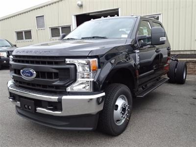 2020 Ford F-350 Crew Cab DRW 4x4, Cab Chassis #CR7516 - photo 6
