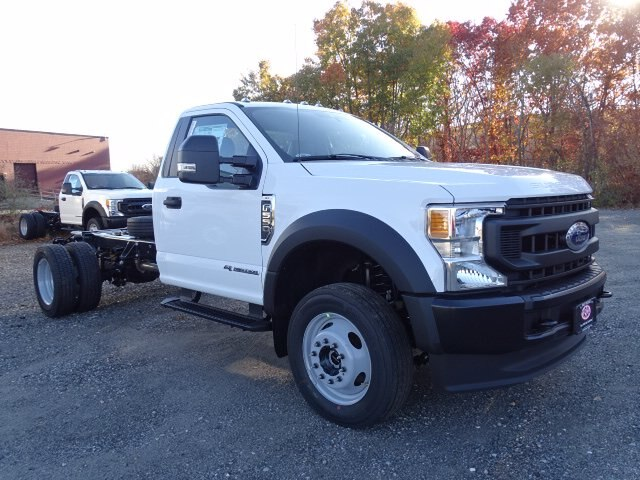 2020 Ford F-550 Regular Cab DRW 4x4, Cab Chassis #CR7565 - photo 1