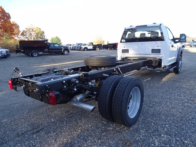 2020 Ford F-550 Regular Cab DRW 4x2, Cab Chassis #CR7566 - photo 1