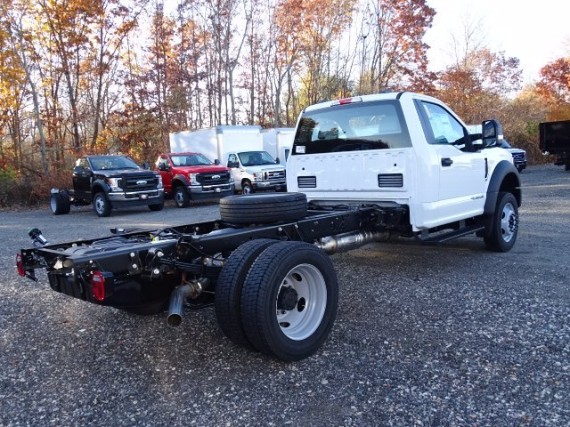 2020 Ford F-550 Regular Cab DRW 4x4, Cab Chassis #CR7572 - photo 1