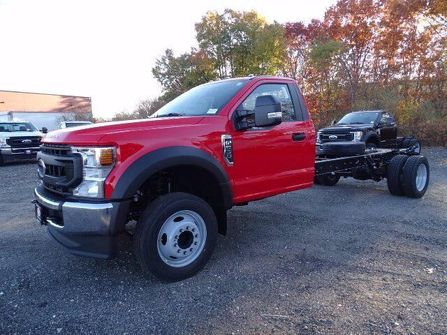 2020 Ford F-550 Regular Cab DRW 4x2, Cab Chassis #CR7578 - photo 1