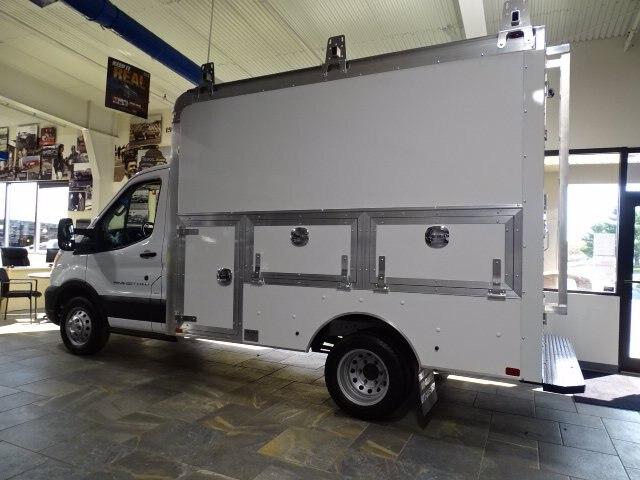2020 Ford Transit 350 HD DRW 4x2, Dejana Service Utility Van #CR7609 - photo 1