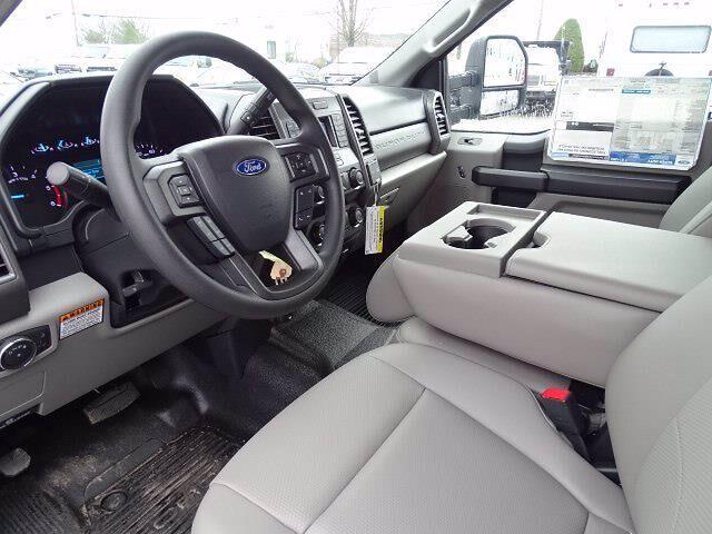 2020 Ford F-550 Crew Cab DRW 4x4, Knapheide KUVcc Service Body #CR7614 - photo 11