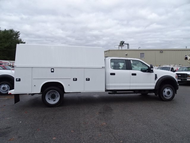 2020 Ford F-550 Crew Cab DRW 4x4, Knapheide Service Body #CR7614 - photo 1