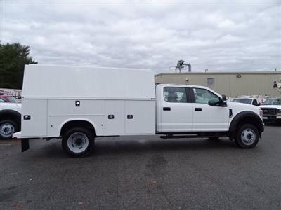 2020 Ford F-550 Crew Cab DRW 4x4, Knapheide KUVcc Service Body #CR7614 - photo 2