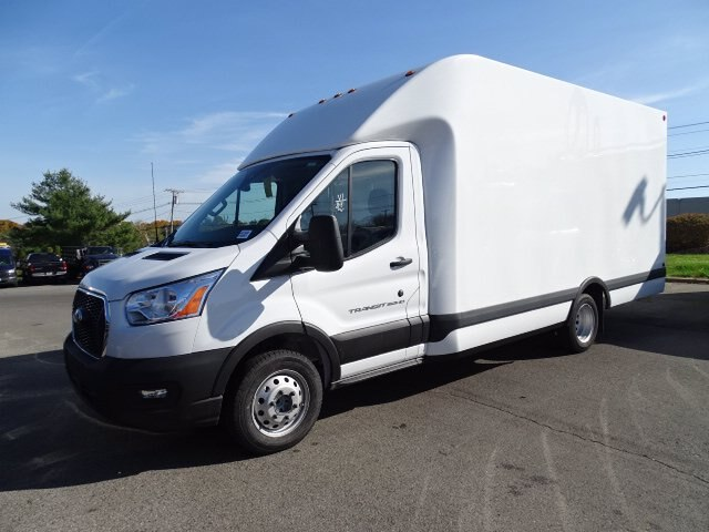 2020 Ford Transit 350 HD DRW 4x2, Unicell Cutaway Van #CR7628 - photo 1