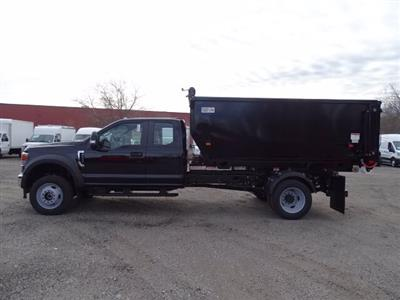 2020 Ford F-550 Super Cab DRW 4x4, DownEaster Hooklift Body #CR7672 - photo 3