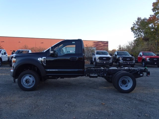 2020 Ford F-550 Regular Cab DRW 4x4, Cab Chassis #CR7677 - photo 3